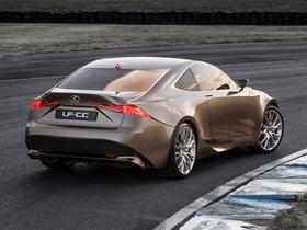 Ver foto 6 de Lexus LF-CC Concept 2012