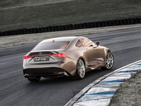 Ver foto 5 de Lexus LF-CC Concept 2012