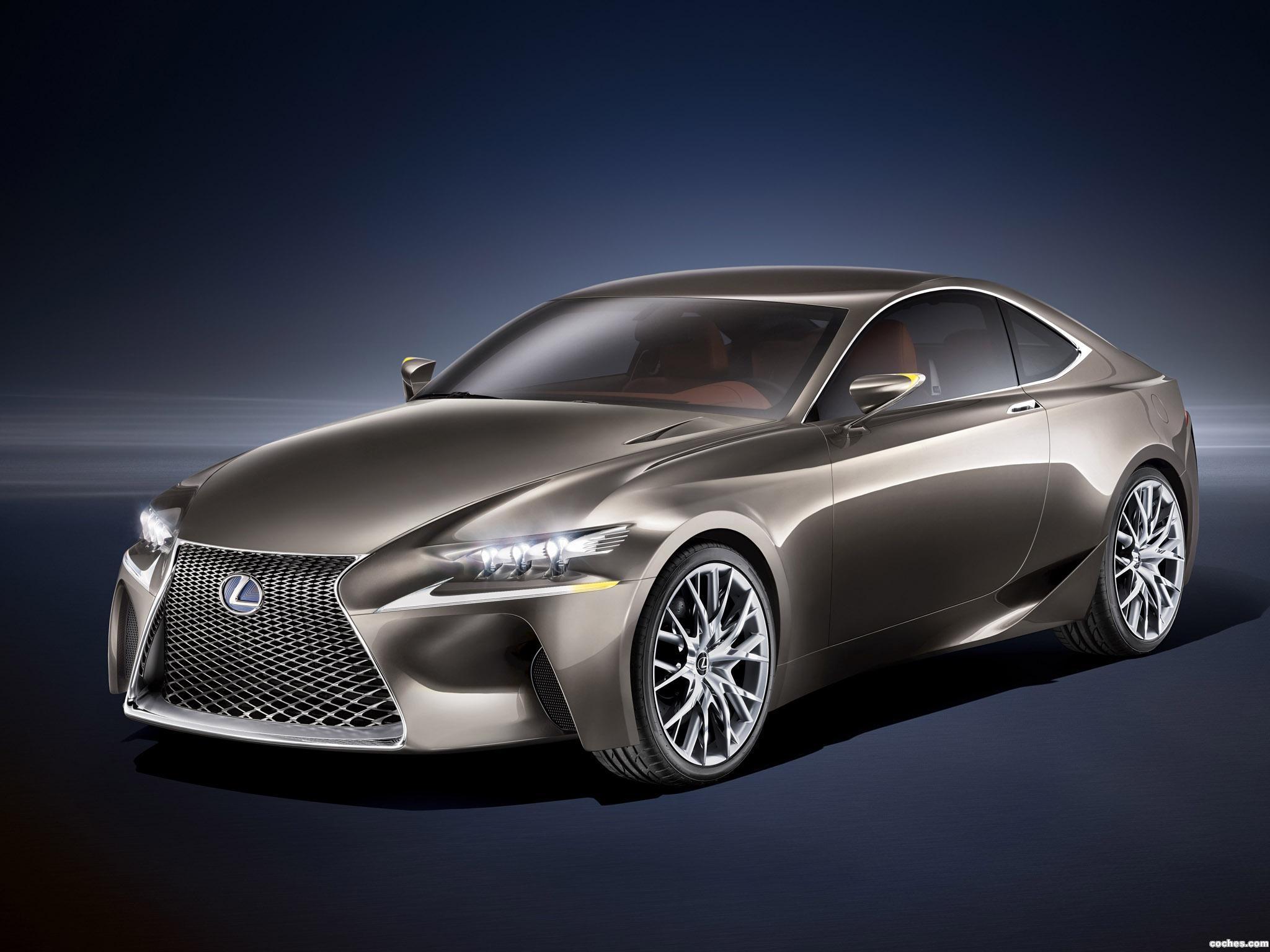 Foto 0 de Lexus LF-CC Concept 2012
