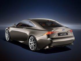 Ver foto 2 de Lexus LF-CC Concept 2012