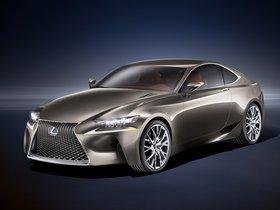 Ver foto 1 de Lexus LF-CC Concept 2012