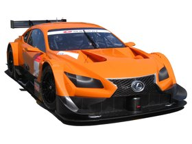 Ver foto 1 de Lexus LF-CC Super GT Series Race Car 2014