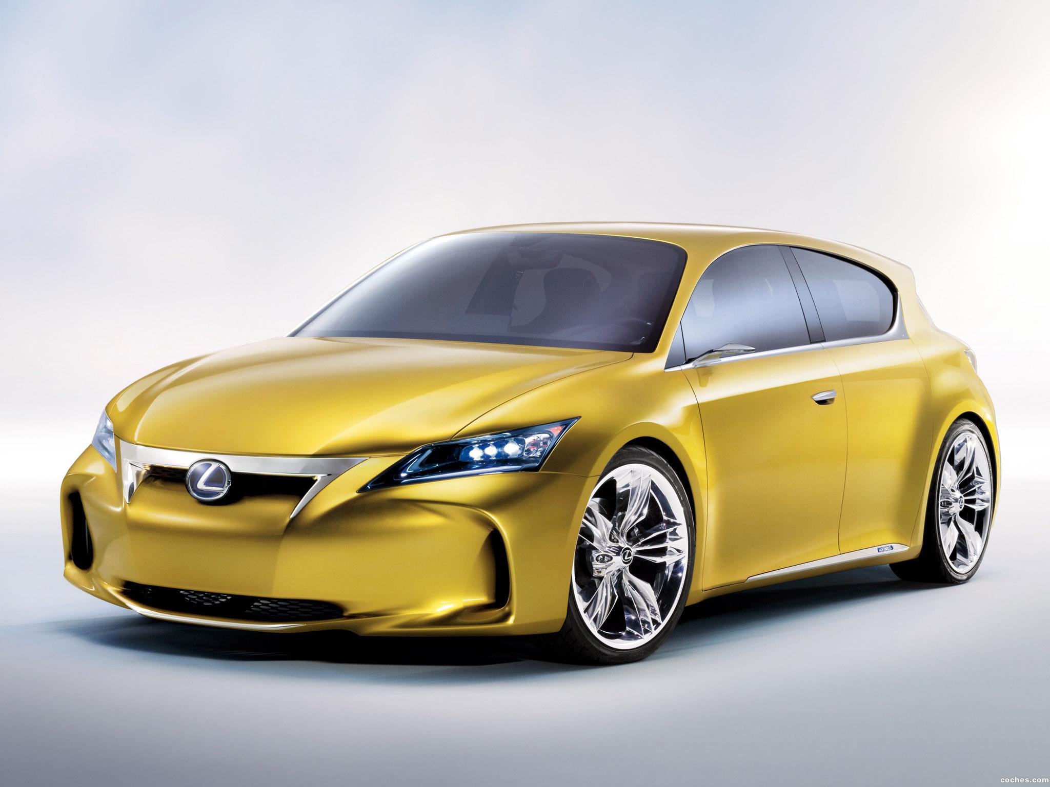Foto 0 de Lexus LF-Ch Concept 2009