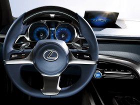 Ver foto 11 de Lexus LF-Ch Concept 2009