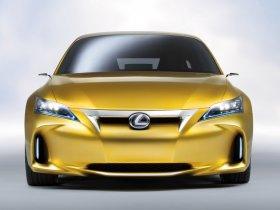 Ver foto 2 de Lexus LF-Ch Concept 2009