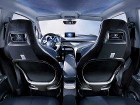 Ver foto 9 de Lexus LF-Ch Concept 2009