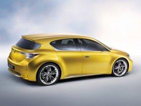 Ver foto 5 de Lexus LF-Ch Concept 2009