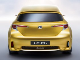 Ver foto 3 de Lexus LF-Ch Concept 2009