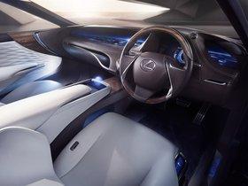 Ver foto 9 de Lexus LF-FC Concept 2015