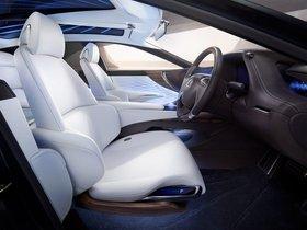 Ver foto 7 de Lexus LF-FC Concept 2015