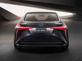 Ver foto 6 de Lexus LF-FC Concept 2015