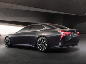 Ver foto 5 de Lexus LF-FC Concept 2015