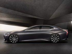 Ver foto 4 de Lexus LF-FC Concept 2015