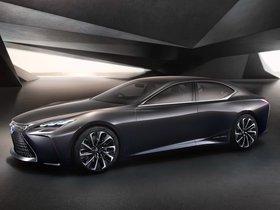 Ver foto 3 de Lexus LF-FC Concept 2015