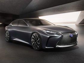 Ver foto 2 de Lexus LF-FC Concept 2015
