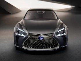 Ver foto 1 de Lexus LF-FC Concept 2015