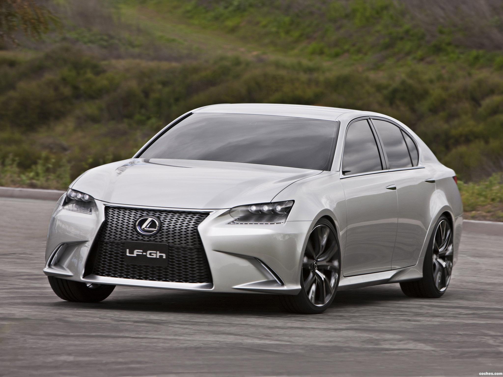 Foto 0 de Lexus LF-GH Concept 2011