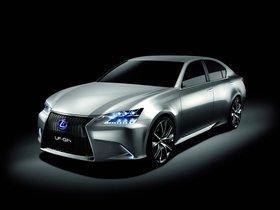 Ver foto 13 de Lexus LF-GH Concept 2011