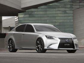 Ver foto 4 de Lexus LF-GH Concept 2011