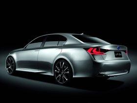 Ver foto 3 de Lexus LF-GH Concept 2011