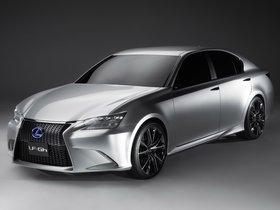 Ver foto 2 de Lexus LF-GH Concept 2011