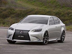 Ver foto 1 de Lexus LF-GH Concept 2011