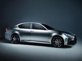 Ver foto 12 de Lexus LF-GH Concept 2011