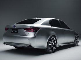 Ver foto 11 de Lexus LF-GH Concept 2011