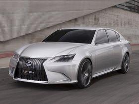 Ver foto 10 de Lexus LF-GH Concept 2011