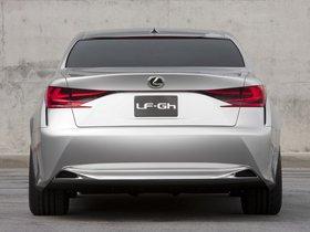 Ver foto 8 de Lexus LF-GH Concept 2011