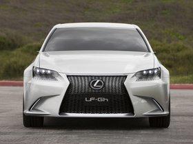 Ver foto 7 de Lexus LF-GH Concept 2011