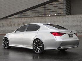 Ver foto 6 de Lexus LF-GH Concept 2011