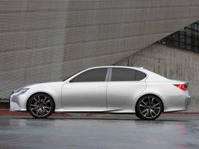 Ver foto 5 de Lexus LF-GH Concept 2011