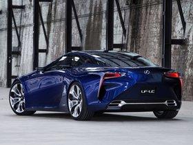 Ver foto 5 de Lexus LF-LC Blue Concept 2012