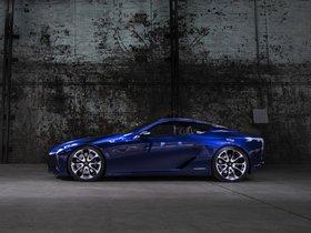 Ver foto 4 de Lexus LF-LC Blue Concept 2012