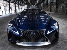 Ver foto 3 de Lexus LF-LC Blue Concept 2012