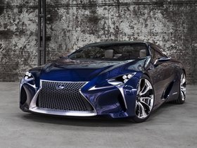 Ver foto 2 de Lexus LF-LC Blue Concept 2012