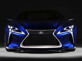 Ver foto 12 de Lexus LF-LC Blue Concept 2012
