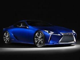 Ver foto 11 de Lexus LF-LC Blue Concept 2012