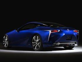 Ver foto 10 de Lexus LF-LC Blue Concept 2012