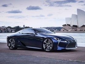 Ver foto 8 de Lexus LF-LC Blue Concept 2012