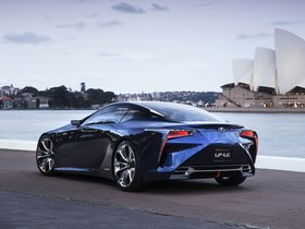 Ver foto 7 de Lexus LF-LC Blue Concept 2012