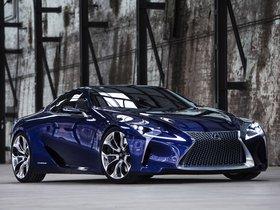 Ver foto 6 de Lexus LF-LC Blue Concept 2012