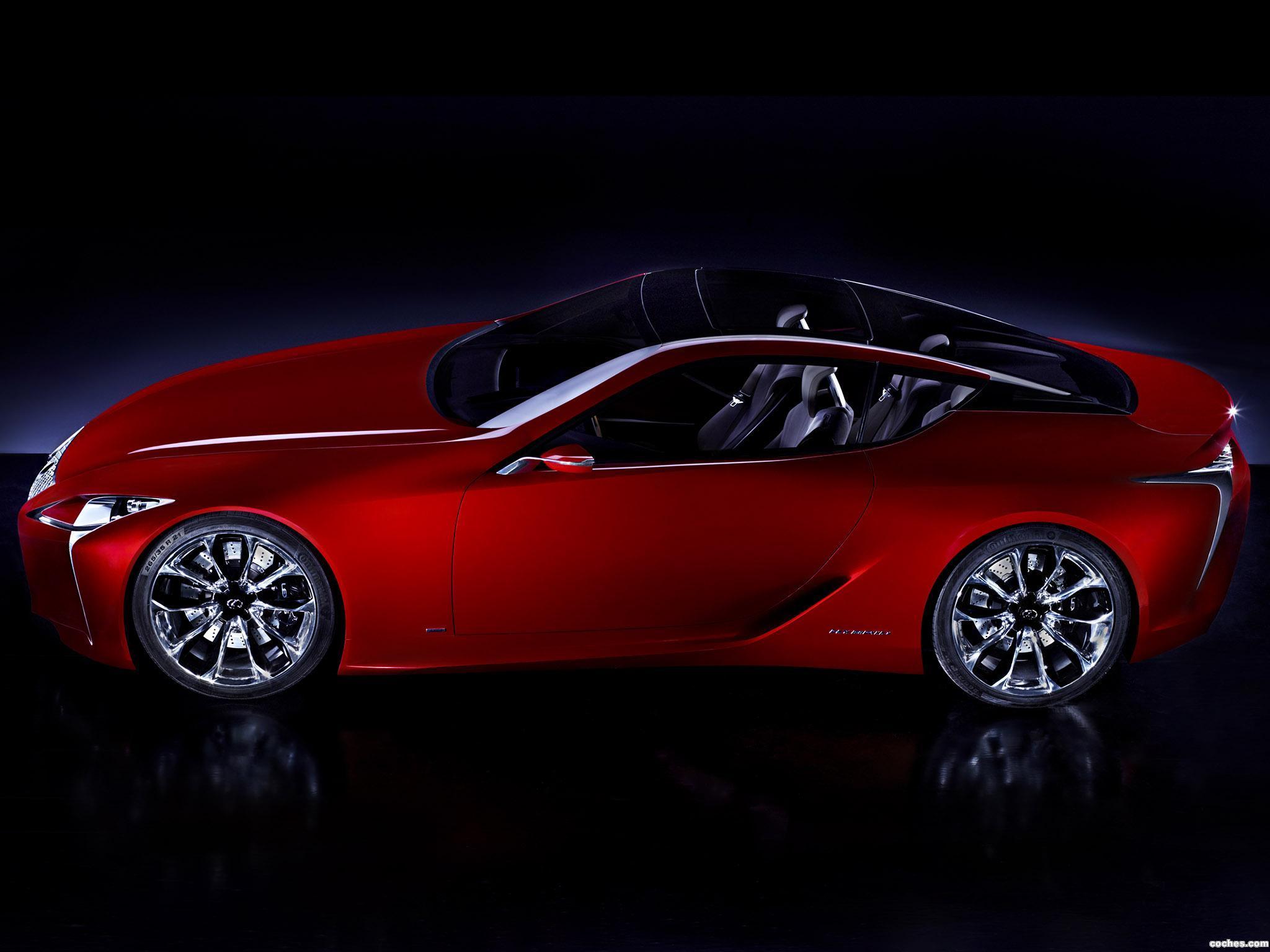 Foto 0 de Lexus LF-LC Concept 2011