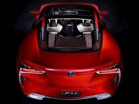Ver foto 13 de Lexus LF-LC Concept 2011