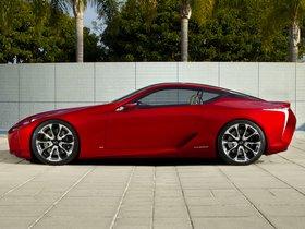 Ver foto 12 de Lexus LF-LC Concept 2011