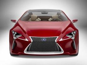 Ver foto 11 de Lexus LF-LC Concept 2011