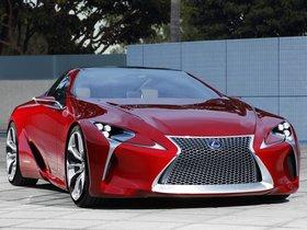 Ver foto 10 de Lexus LF-LC Concept 2011