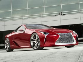 Ver foto 9 de Lexus LF-LC Concept 2011