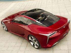 Ver foto 8 de Lexus LF-LC Concept 2011